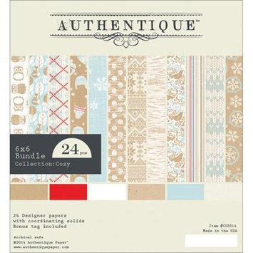Authentique Paper Authentique Bundle Cardstock Pad 6