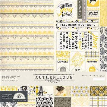 Authentique Paper Authentique Collection Kit 12