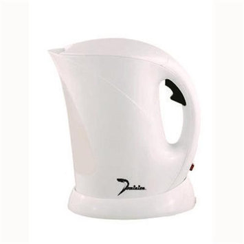 Dominion Home Products D7001 1.7L Plastic Electric Kettle Cream