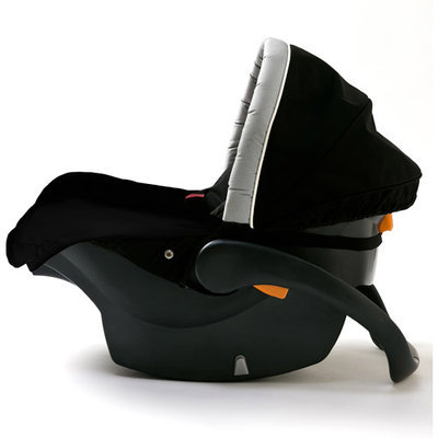 Imagine Baby The Shell Infant Canopy Car Seat Cover