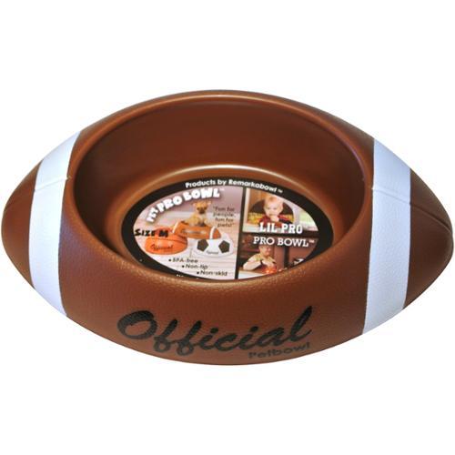 Remarkabowl Pet Pro bowl - Footbowl Small