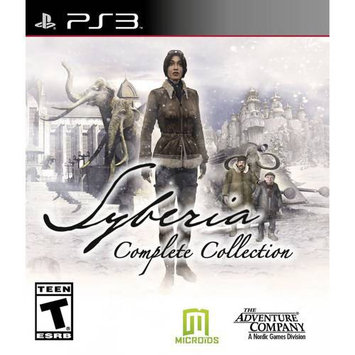 Nrd PS3 - Syberia Complete