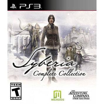 Nrd PS3 - Syberia Complete