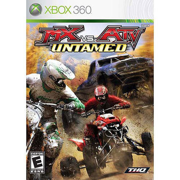 Nordic Games Na, Inc. MX vs ATV Untamed (Xbox 360)