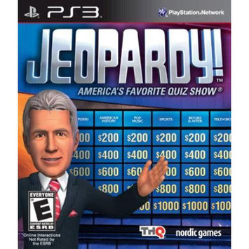 Nordic Games Na, Inc. PS3 - Jeopardy