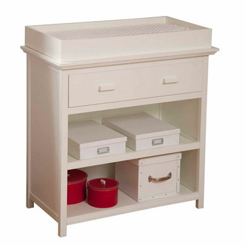 Lolly & Me Delaney Changing Table - Creamy White