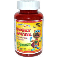 Vitamin Friends - Boost Appetite Vegetarian Orange - 36 Gummies