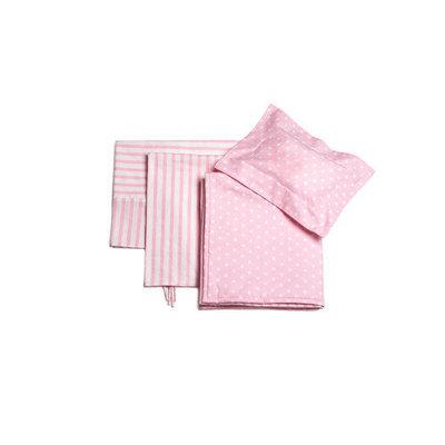 Laurent Doll Doll Canopy Bed Linen Set