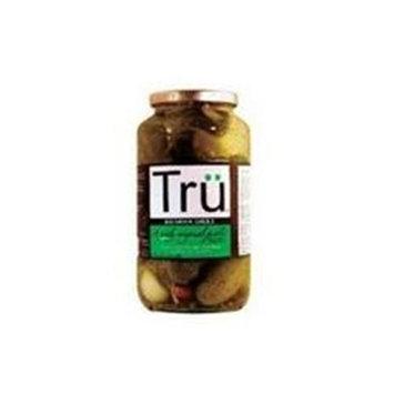 Tru Pickles B08539 Tru Tru Nat Dill Pickles -6x32oz