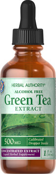 Green Tea Liquid (500 mg per 1 ml), 1 oz, Good 'N Natural