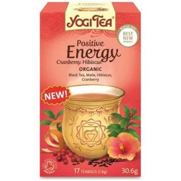 Positive Energy Cranberry Tea (12x10 OZ)