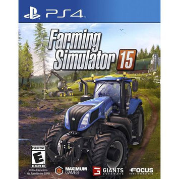 Maximum Games Farming Simulator 15 - Playstation 4