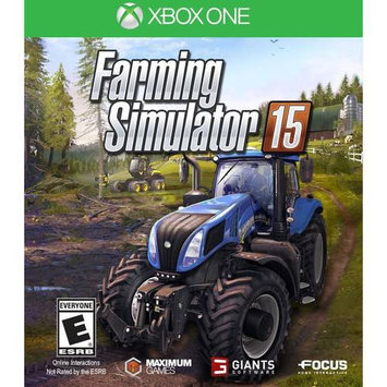 Maximum Games Farming Simulator 15 - Xbox One