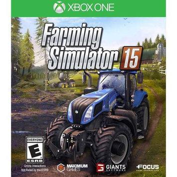 Maximum Games Farming Simulator 15 - Xbox One