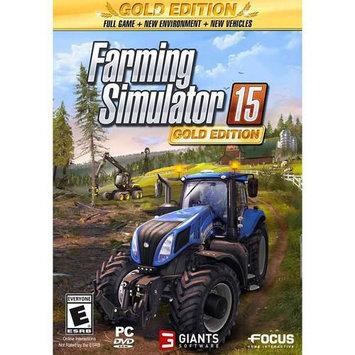 Maximum Games Farming Simulator 15 Gold Edition - Windows