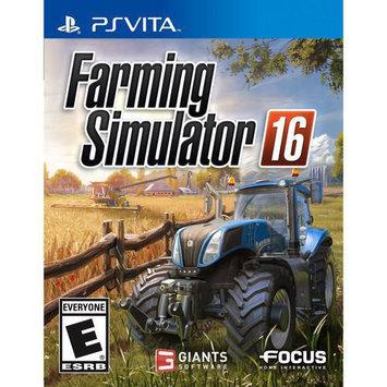 Maximum Games Farming Simulator 16 - Ps Vita