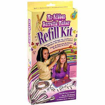 Crorey Creations, Inc. Crorey Creations My Ribbon Barrette Maker Refill Kit