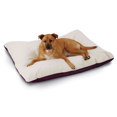 Perrydale SuperSoft Ultra Dog Bed Tan, Large