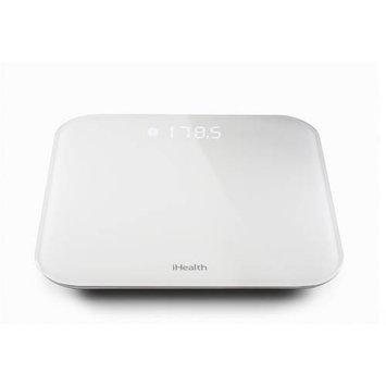 Ihealth - Wireless Scale Lite Electronic Scale - White
