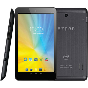 Azpen A750 7 A750 Quad Core Hd Tablet With Android[tm] 4.4