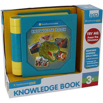 Kidz Delight Smithsonian Kids Knowledge Book Green