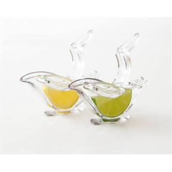 Press Art 855281004014 Lemon and Lime Squeezer 2 pack