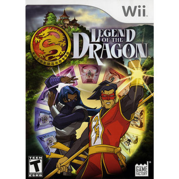 The Game Factory Legend of the Dragon (Nintendo Wii)