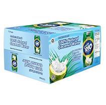 Coco Rio 100% Natural Coconut Water (11.1 oz. cans, 12 pk.)