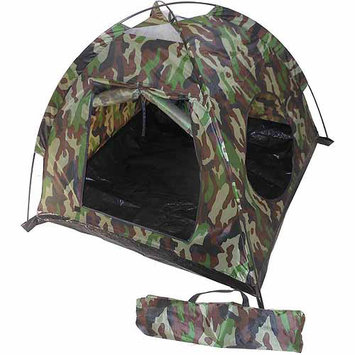 Kids Adventure Camoflauge Dome Play Tent