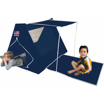 Kids Adventure USA American Fort Play Tent