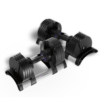 StairMaster TwistLock Adjustable Dumbbells - Pair