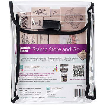Totally Tiffany Stamp, Store & Go Bag Double-Sided-9