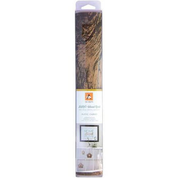Arc Crafts BARC Wood Roll W/Adhesive Backing 12inX24in White Birch