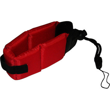 Intova Universal Floatation Strap for Waterproof Cameras - Red