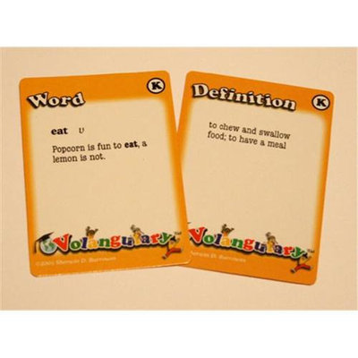 Volangulary 16137 K Level Word Cards
