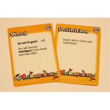 Volangulary 16139 Junior Level 2 Word Cards