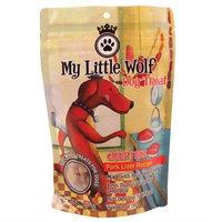 Waggers My Little Wolf Grain Free Dog Treats - Salmon - 16 oz.