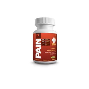 Redd Remedies - Pain T4 - 12 Vegetarian Capsules