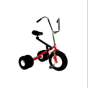 Dirt King DK-252-AG Adult Dually Tricycle Green