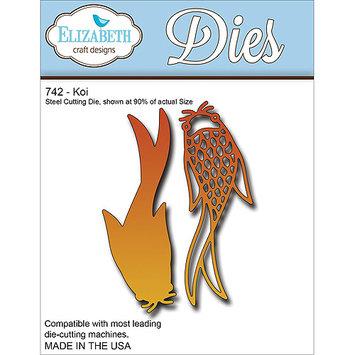 Elizabeth Craft Designs EC742 Elizabeth Craft Metal Die-Koi
