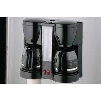 Chefs Cucina Pro 9910 New Double Brew Coffe Maker