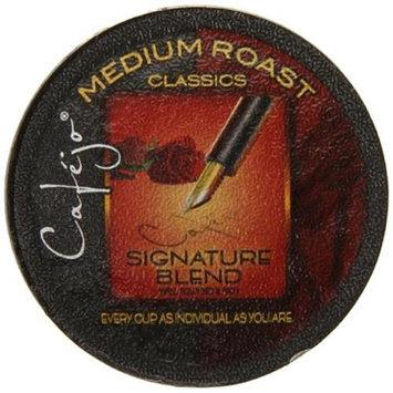 Cafejo K-CJ-SB-1-50 Signature Blend K-Cups for Keurig Brewers