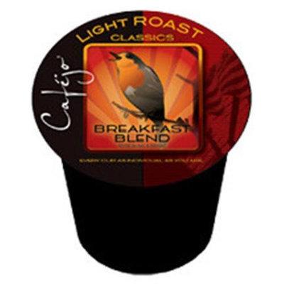 Cafejo Breakfast Blend K-Cups (24 Cups -$0.59 per cup)