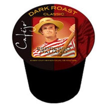 Cafejo Espresso Italiano K-Cups (24 Cups -$0.62 per cup)