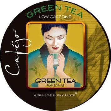 Cafejo K-CJT-GT-1-24 Green Tea K-Cups - 24 ct