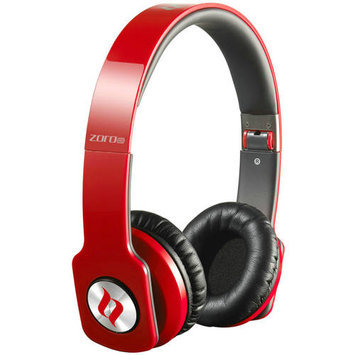Noontec Zoro HD Red ZOROHDRED Supra-aural Headphone