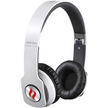 Noontec Zoro HD White ZOROHDWHT Supra-aural Headphone