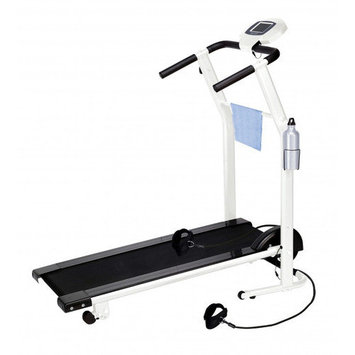 Pure Fitness 5251MIT Cory Everson Manual Incline Treadmill