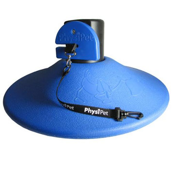 PhysiPet PHYSI 004 B Large Exercise and Entertainment Toy for Dogs - Blue