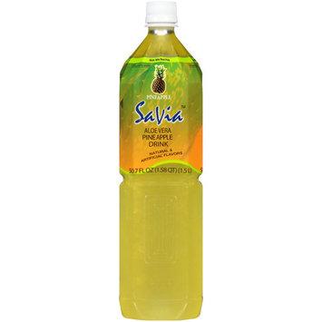 SaVia Aloe Vera Pineapple Drink
